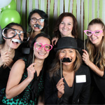 chic geek photo booth